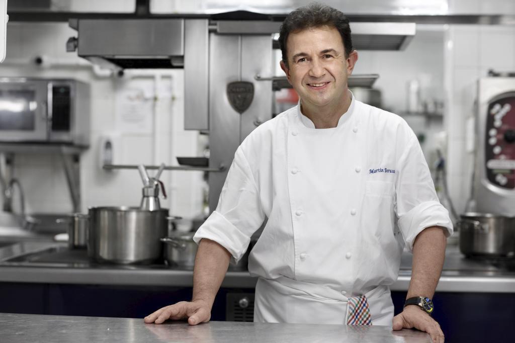 Lasarte, de Martín Berasategui y con el chef Paolo Casagrande a la...