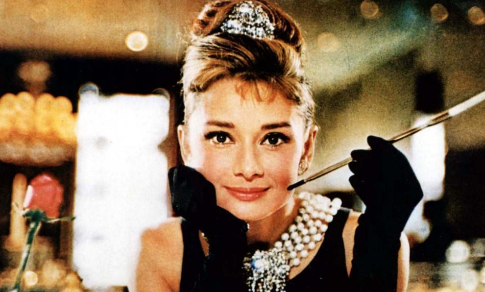 Fotograma de la película <em>Desayuno con diamantes</em>.