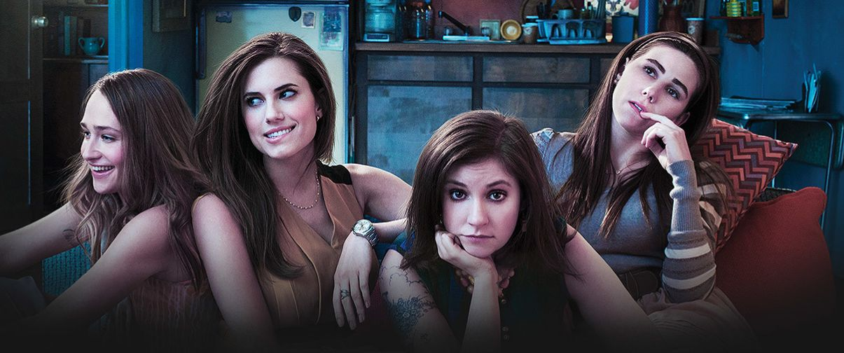 Girls, todas las temporadas disponibles en HBO
