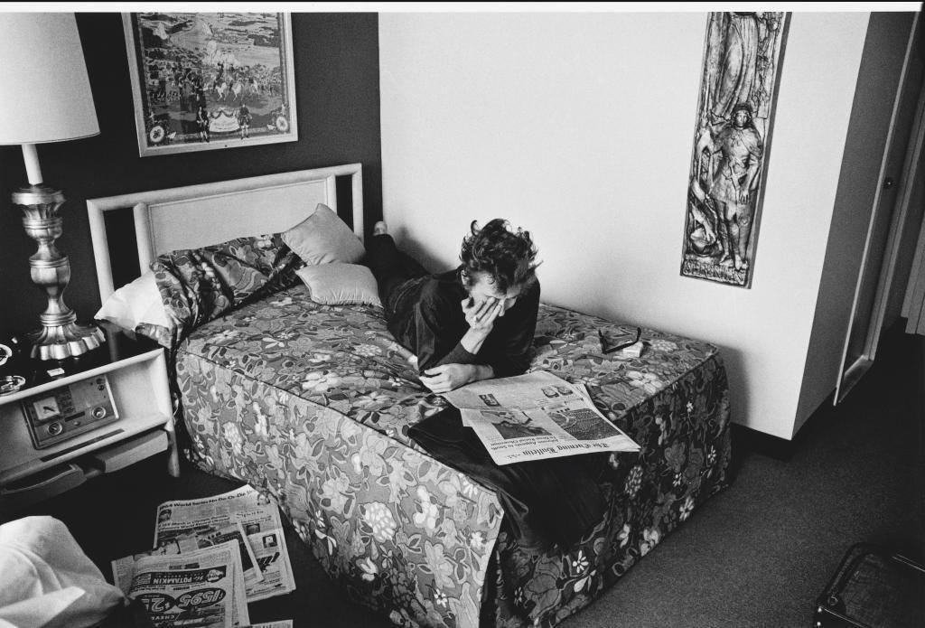 Entre 1964 y 1965 Daniel Kramer tuvo el privilegio de fotografiar a...