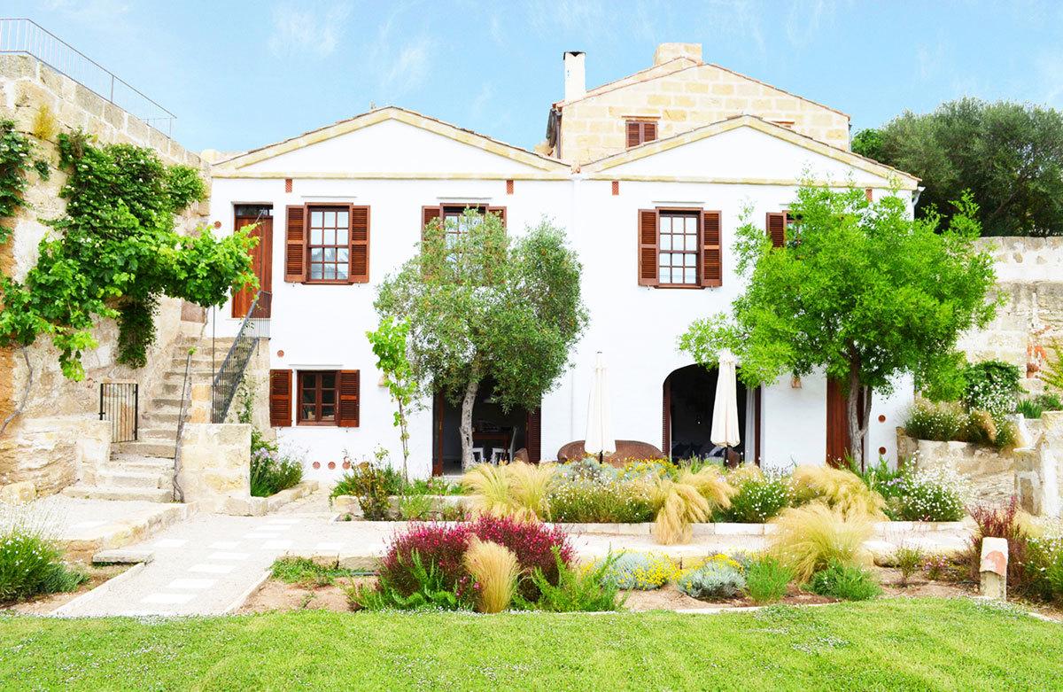 Magister Gardens en Menorca.