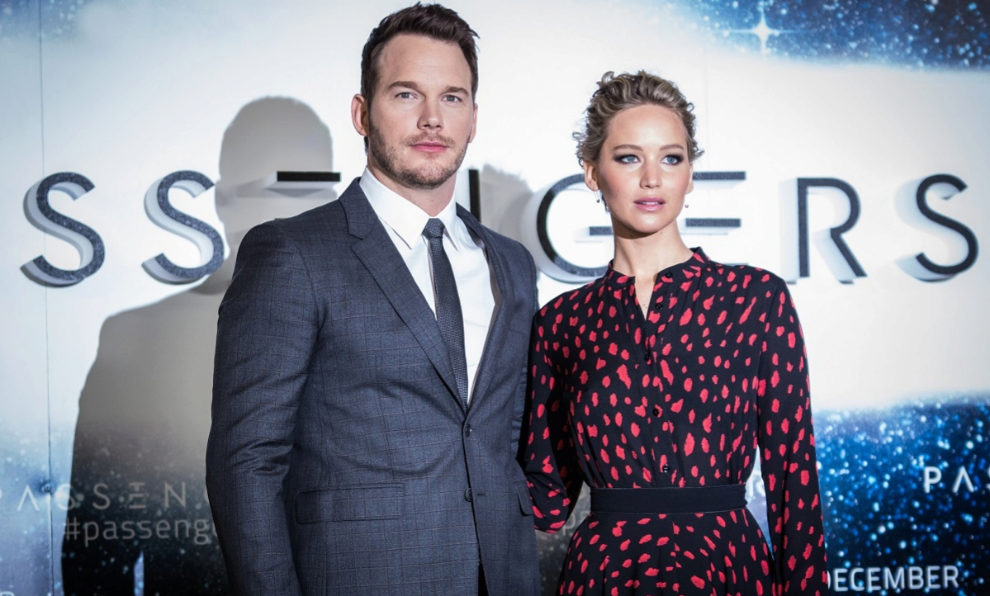 Jennifer Lawrence se venga de Chris Pratt de la manera más divertida.