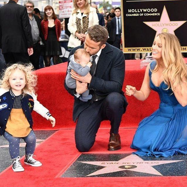 Ryan Reynolds eligió la revelación de su estrella en el Paseo de la...