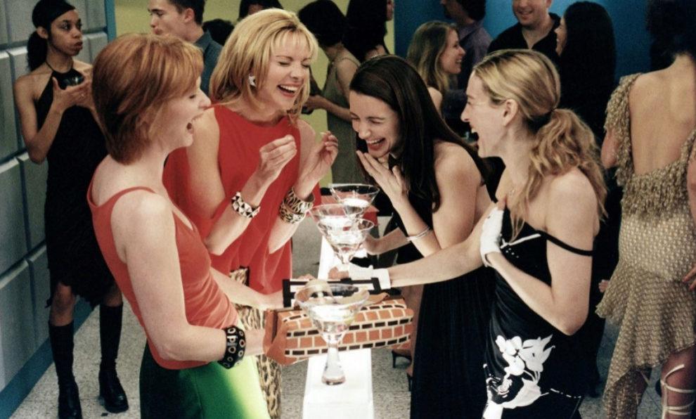 Rescata algunas de las tendencias de la mítica serie estas fiestas