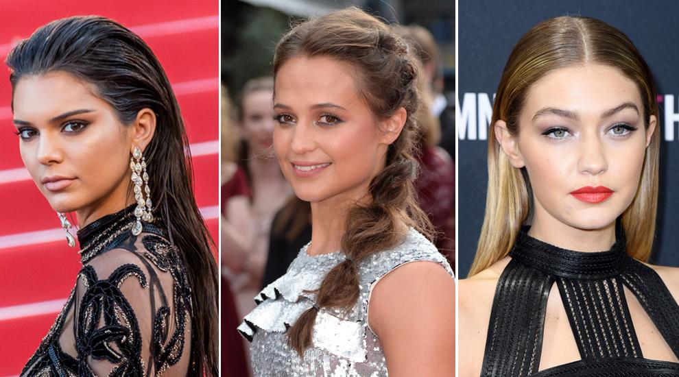 Kendall Jenner, Gigi Hadid, Alicia Vikander... ¡descubre a las más...