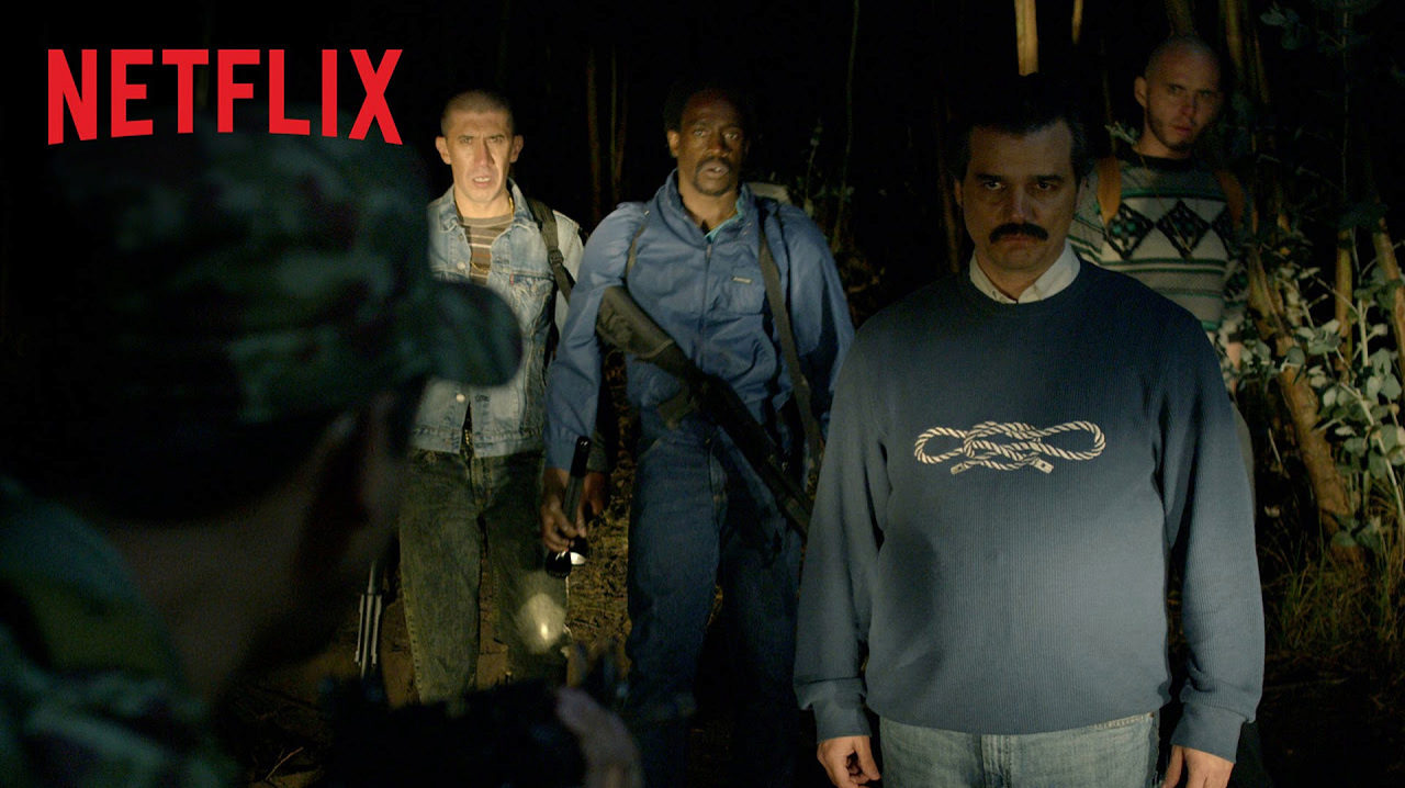 Después de dos temporadas 'Narcos' se ha convertido en la serie...