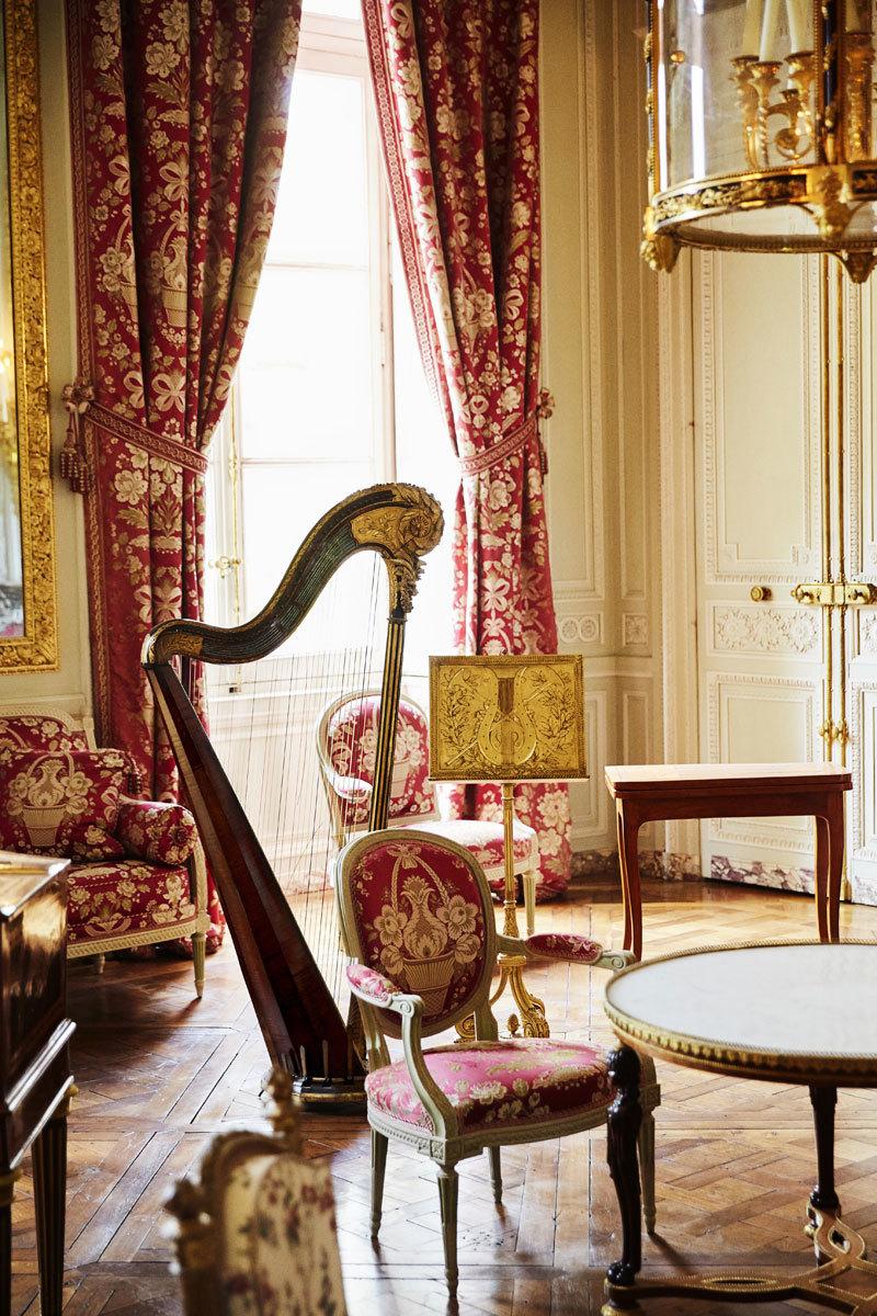 Salón de la Reina.