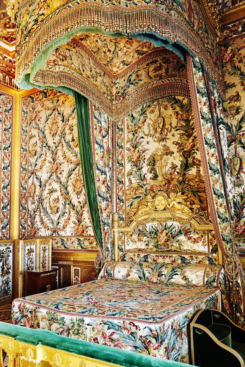 El cuarto de María Antonieta.