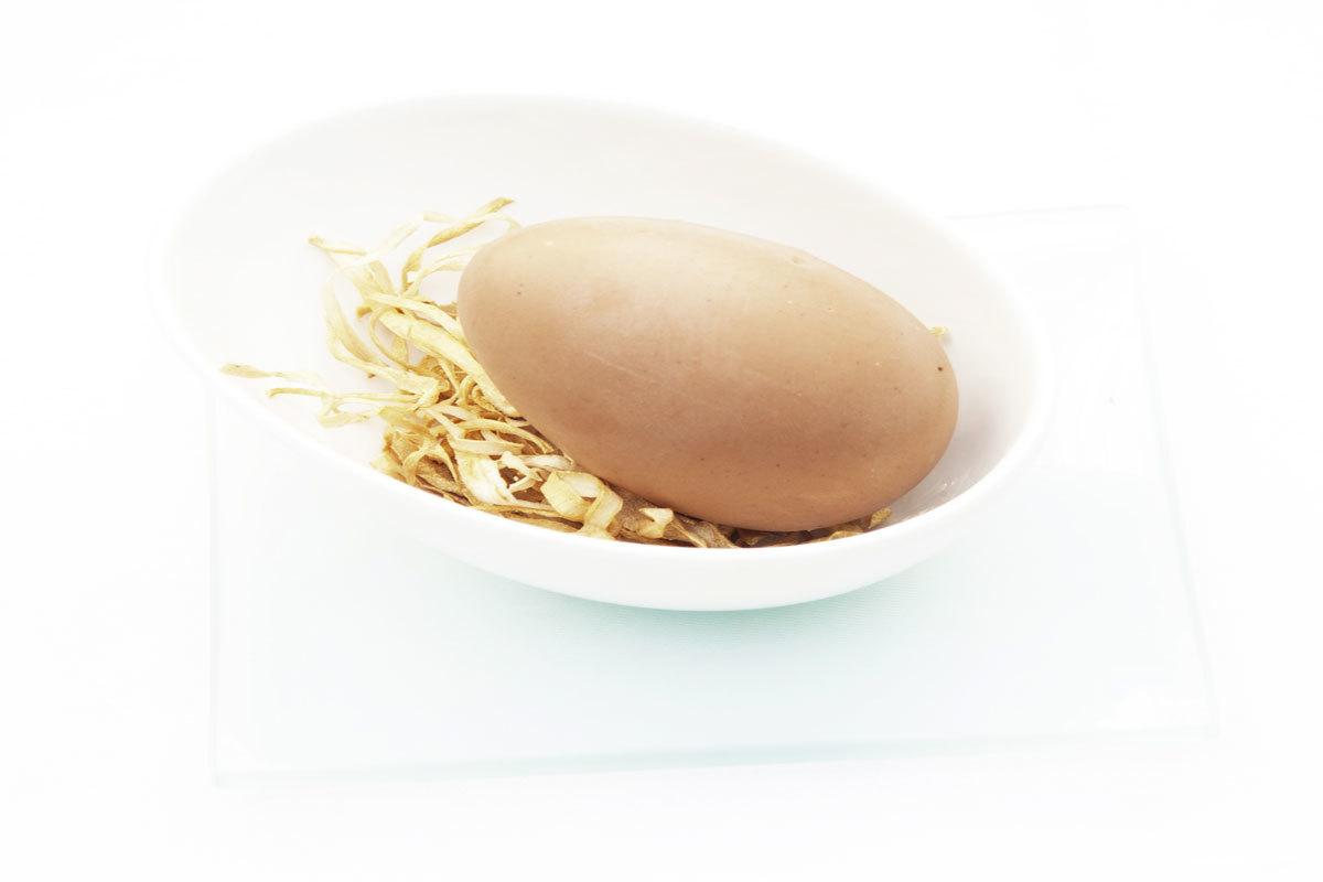 Huevo duro.