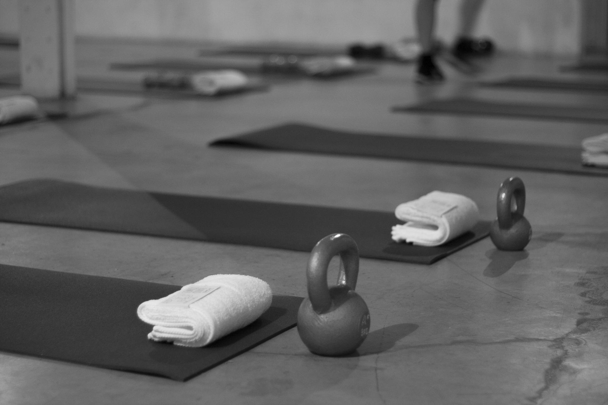 Entrenamientos fitness año nuevo