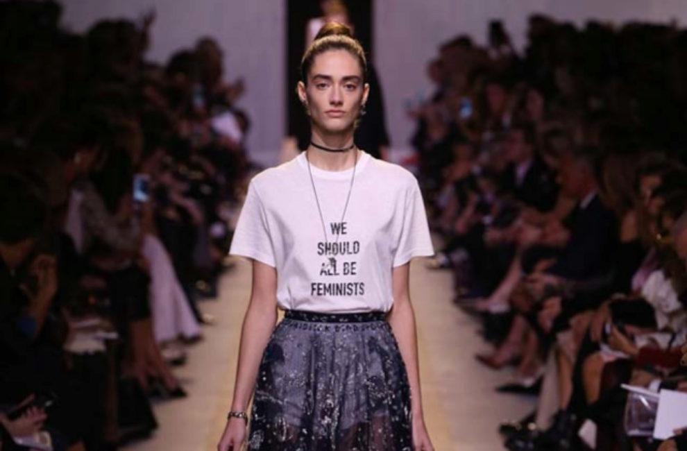 La famosa camiseta de Dior
