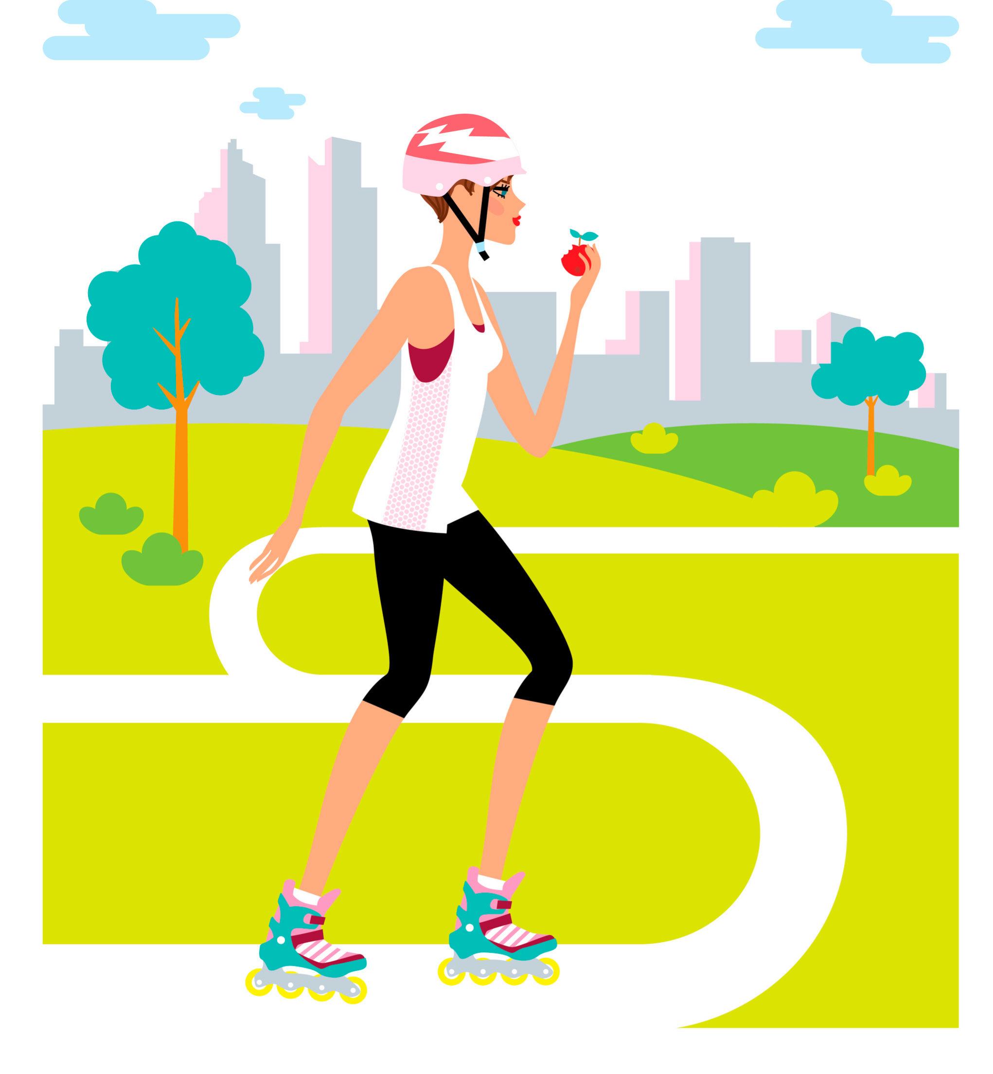 Combina esta tabla de ejercicios con otras actividades físicas que te...