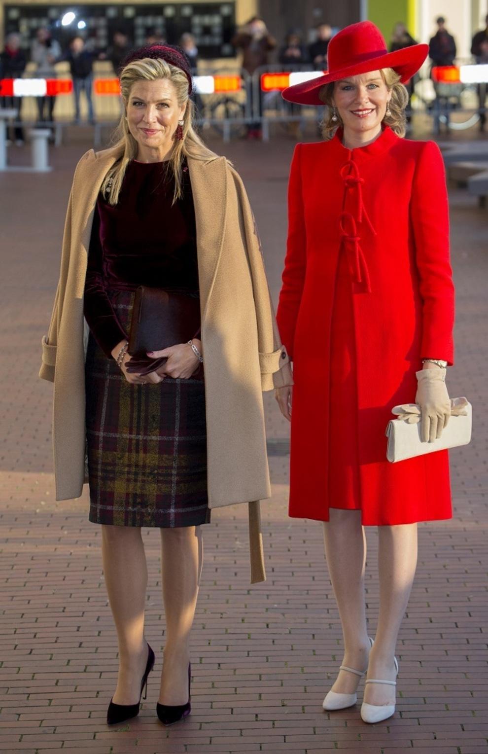 Son dos de las royals con más estilo, y cualquiera de sus...