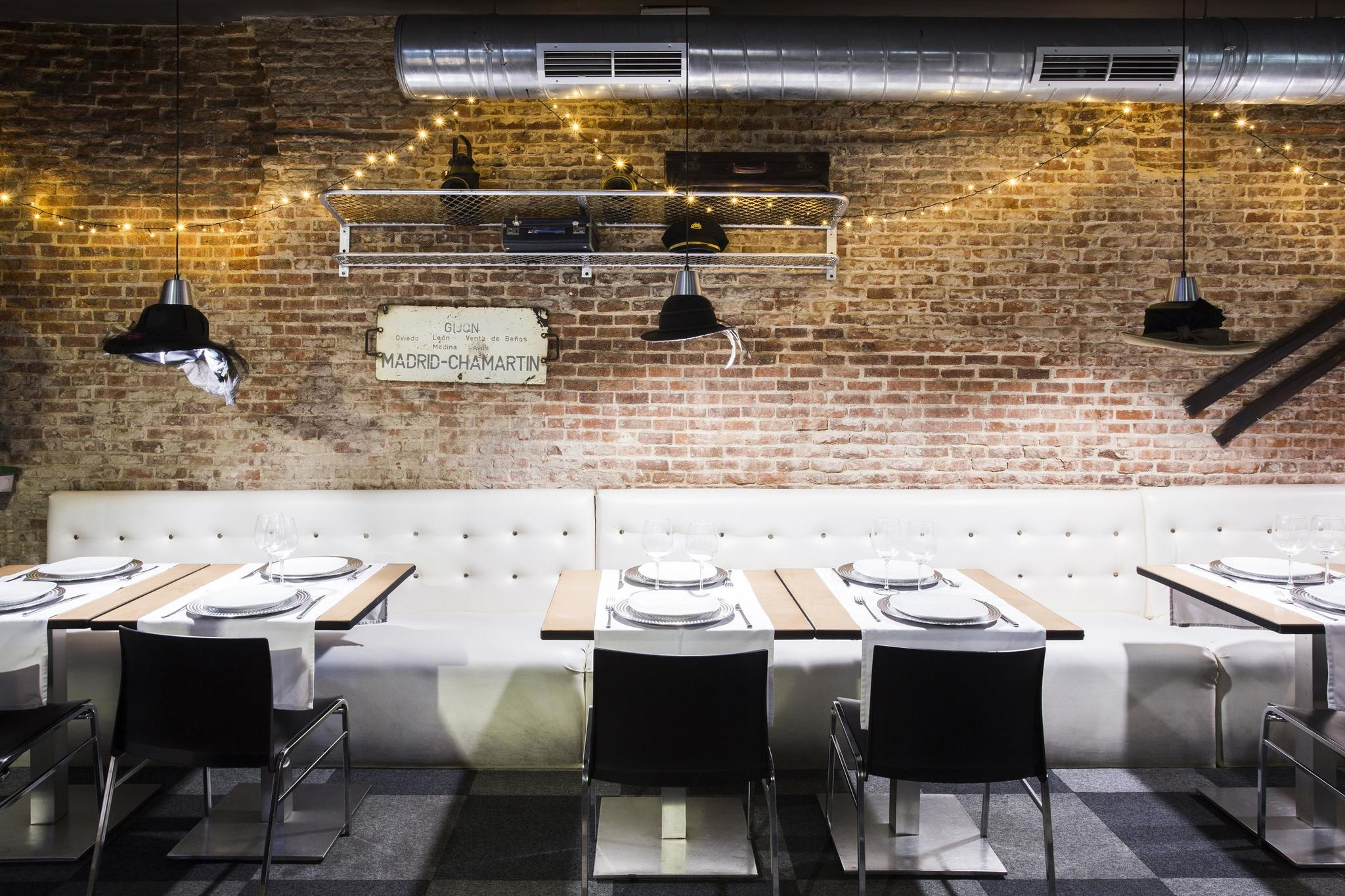 Restaurante Défilé Café