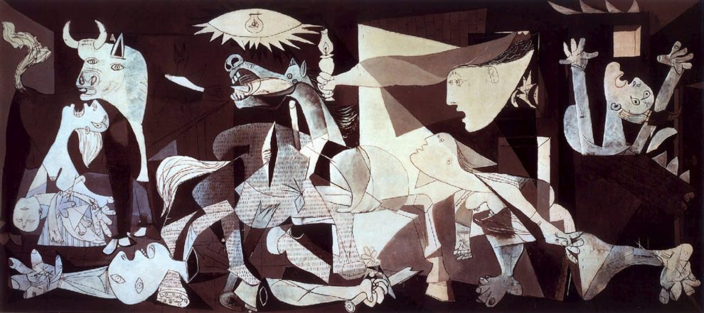 Su obra más representativa, El Guernica, cumple 80 años un momento...