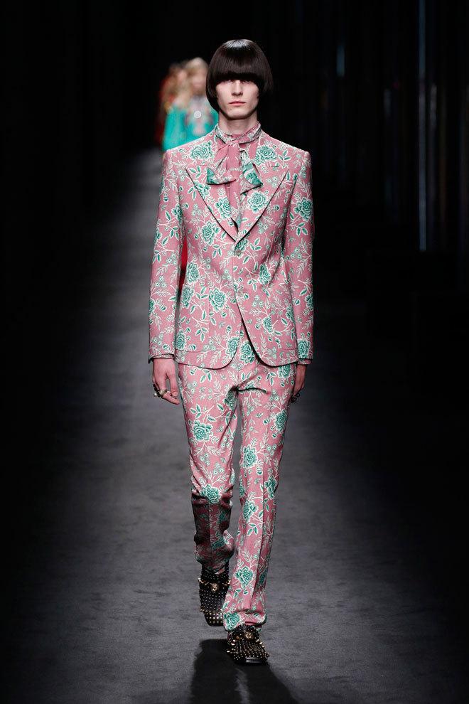Gucci fue una de las firmas que, en su colección de otoño/invierno...