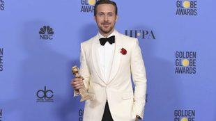 Ryan Gosling, Globo de Oro a Mejor Actor por La ciudad de las...