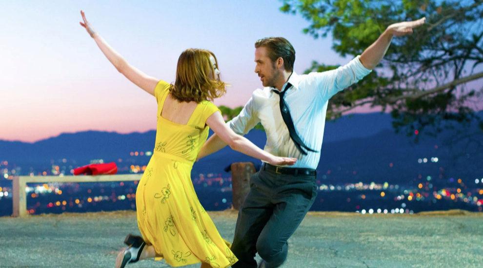 Cartel de la película 'La La Land', de Ryan Gosling y Emma Stone.