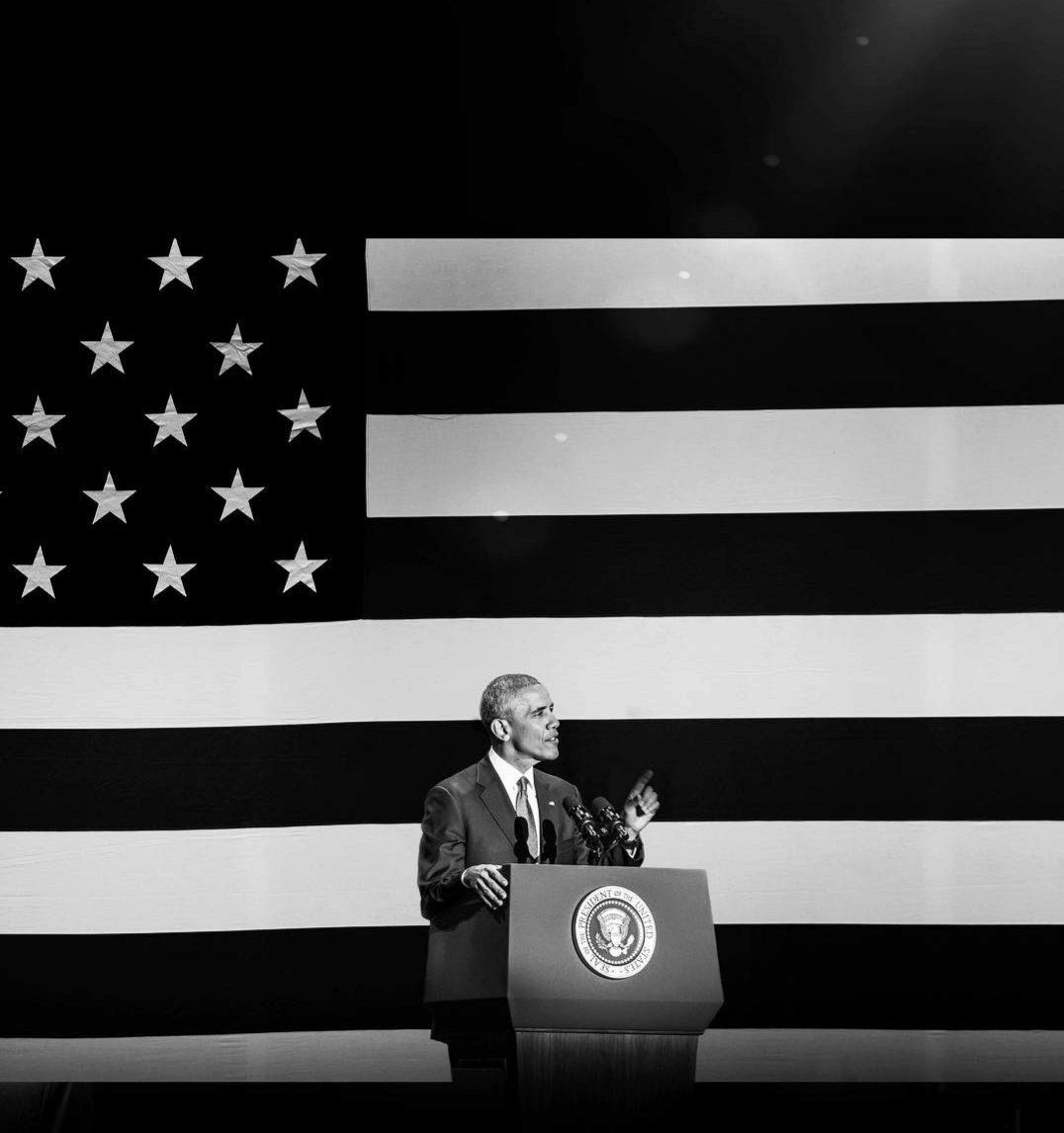 Último discurso de Barack Obama como Presidente de los EEUU.