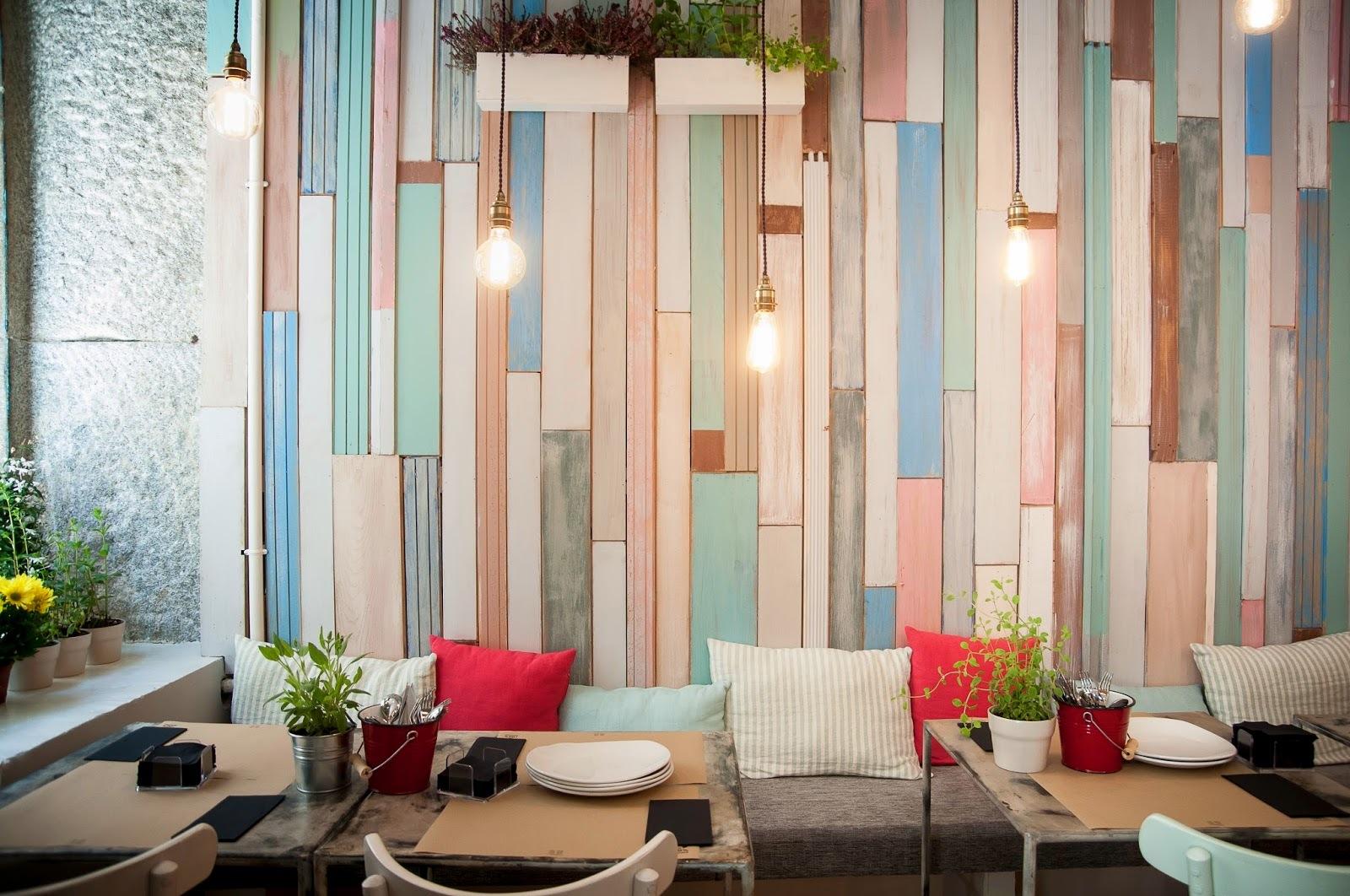 Restaurante Le Cocó, diseñado por Marta Banús.