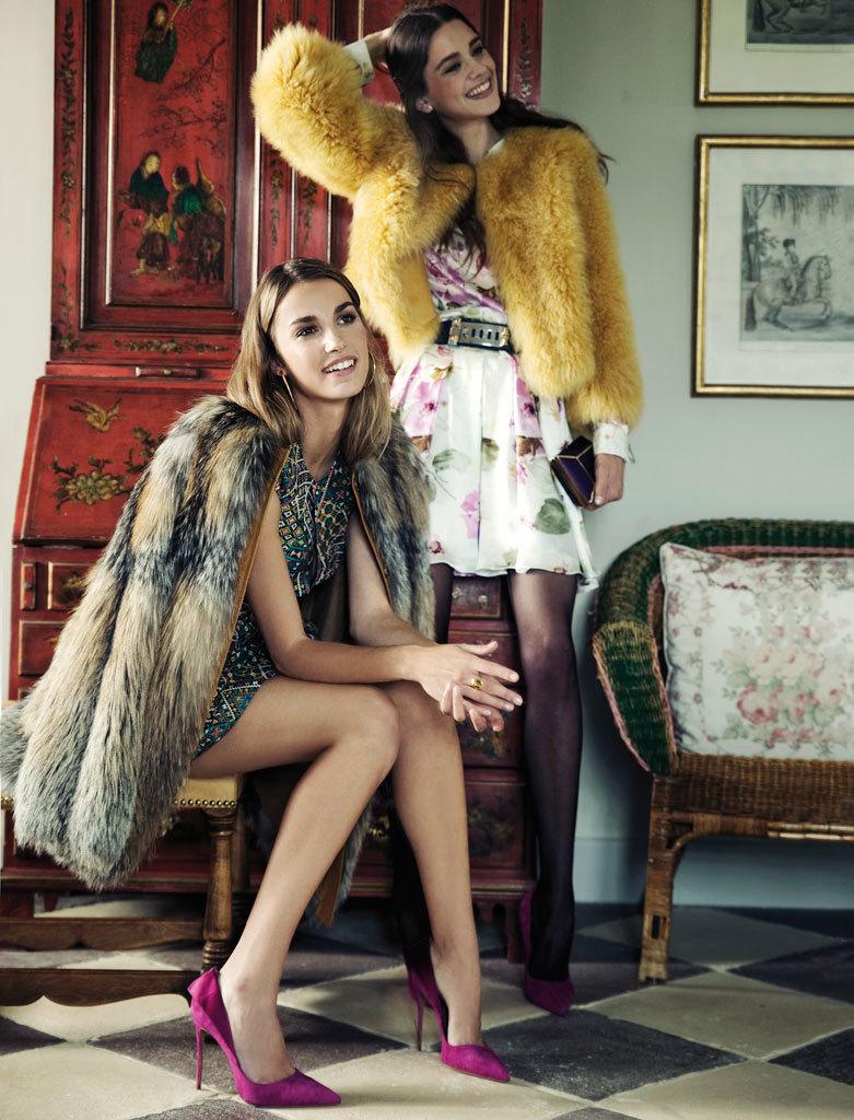 Las rebajas de Zara y Mango son la solución para tu look de invitada
