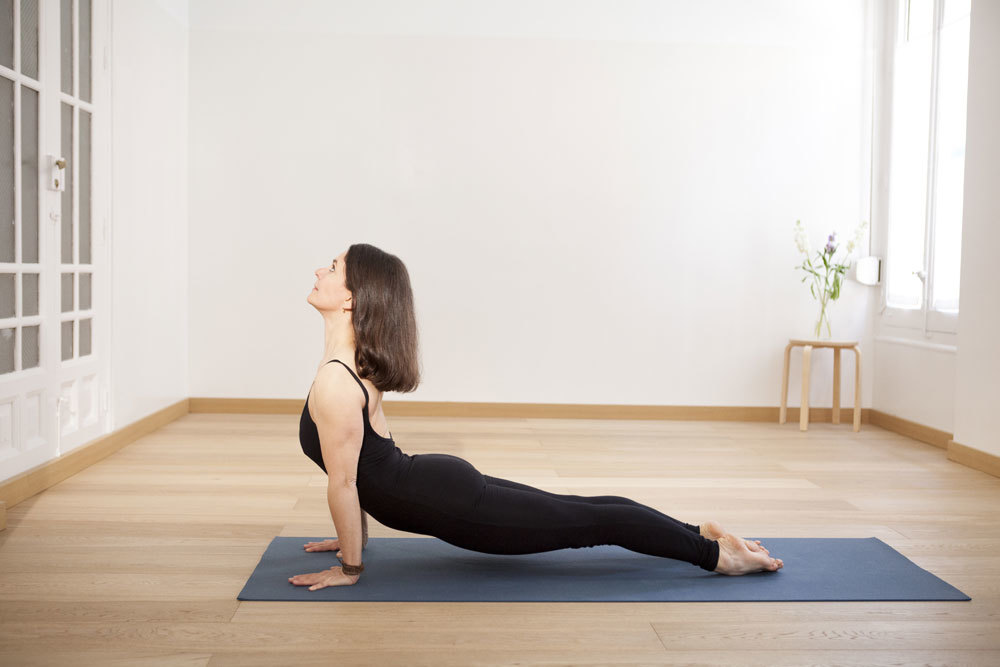 El loto. Yoga terapéutico