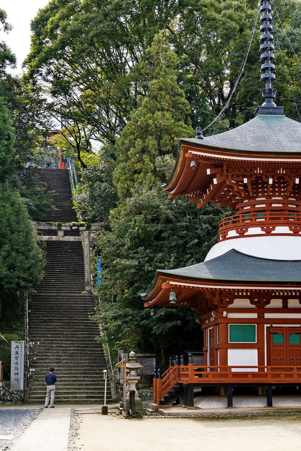 Templo Jisonin, dedicado a las mujeres