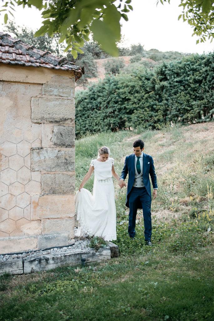 Sonsoles y Diego se casaron en una preciosa boda con muchos guiños...