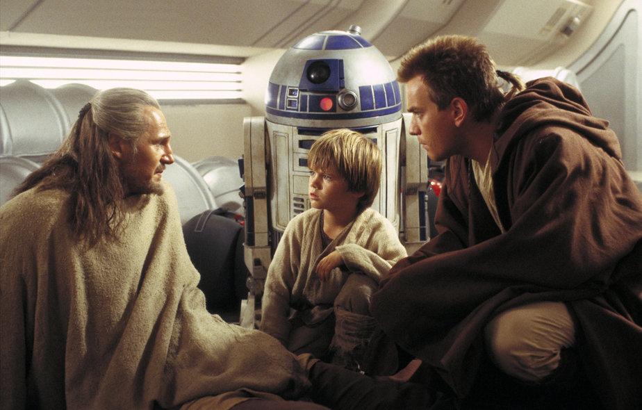 Star Wars fotograma.