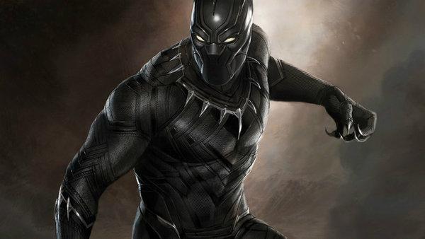 La Pantera Negra fotograma.