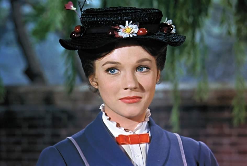 Mary Poppins fotograma.