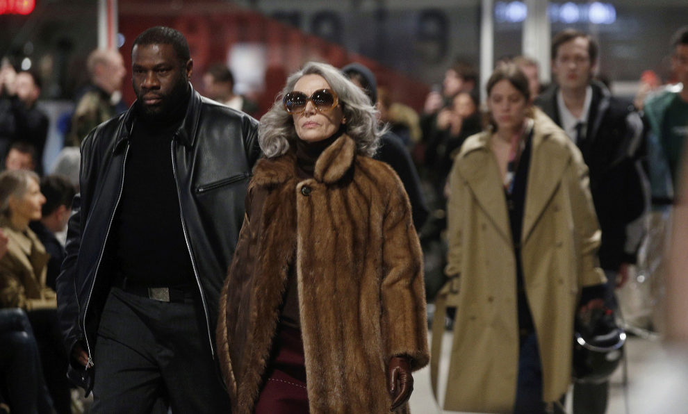 Desfile de Vetements Alta Costura