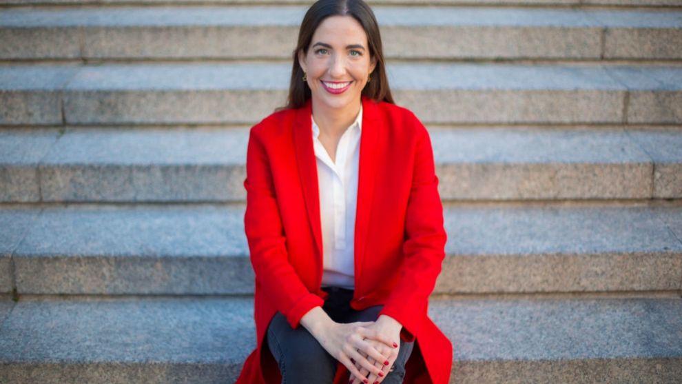 Arantxa Unda, CEO de Sigesa.