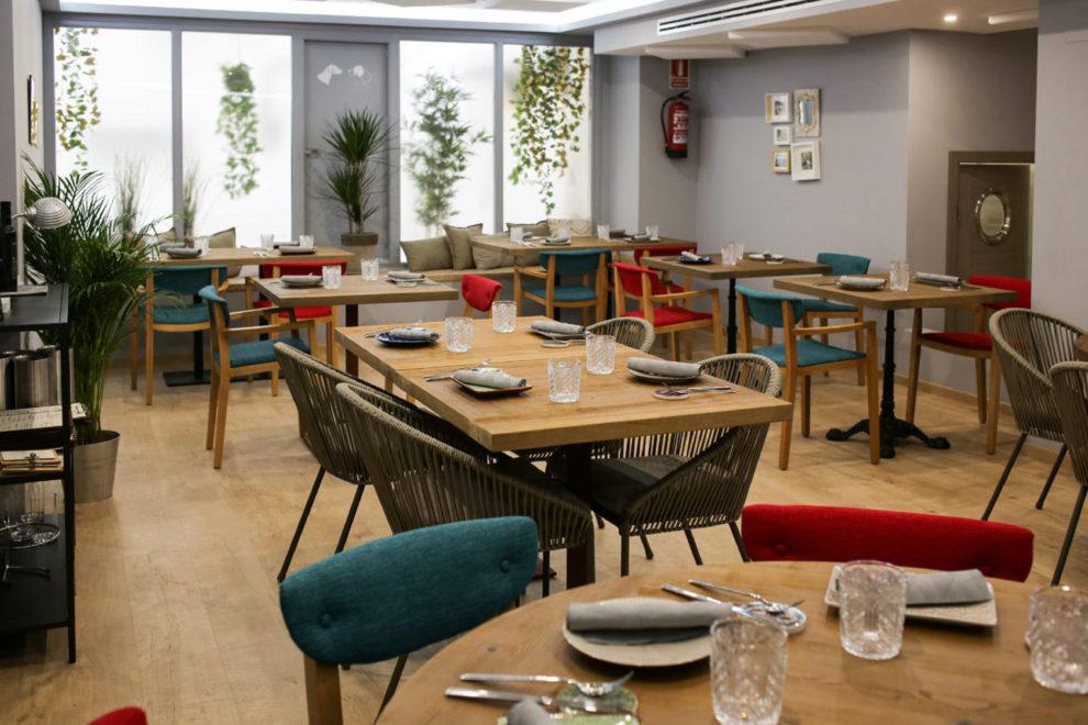 Lubora fusiona la cocina más tradicional con la cocina moderna. Su...