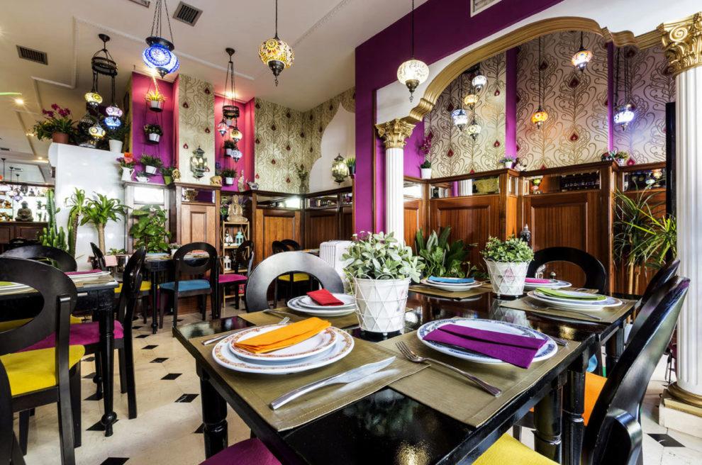 Purnima te propone disfrutar de un viaje gastronómico por la India...