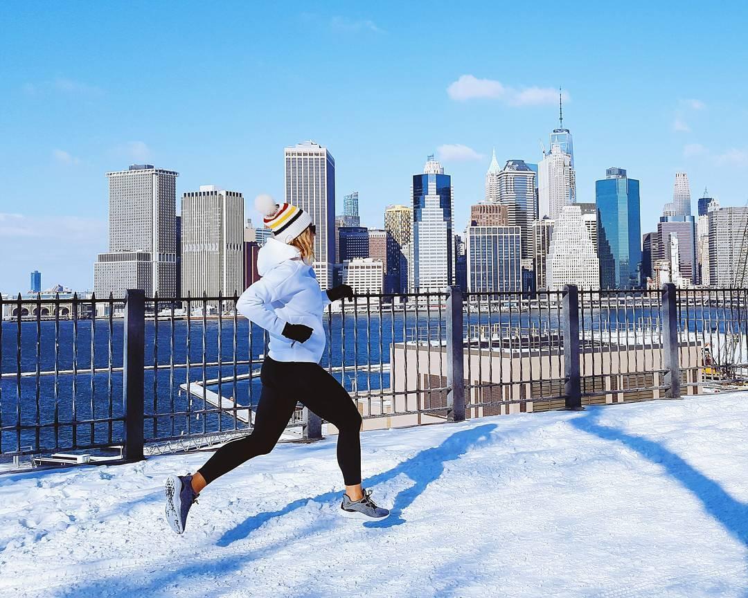 Entrenar en invierno no debería ser un problema, siempre que te...