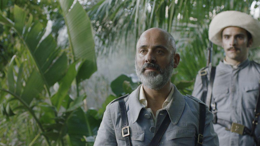 Javier Gutiérrez en 'Los últimos de Filipinas'.