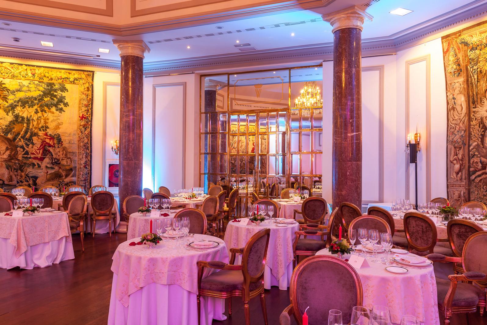 El salón Duque de Wellington será tu escenario perfecto para...