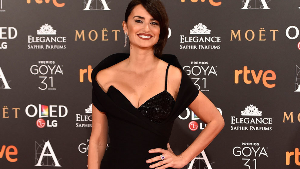 ¡Todas las fotos de la alfombra roja de los Premios Goya 2017!