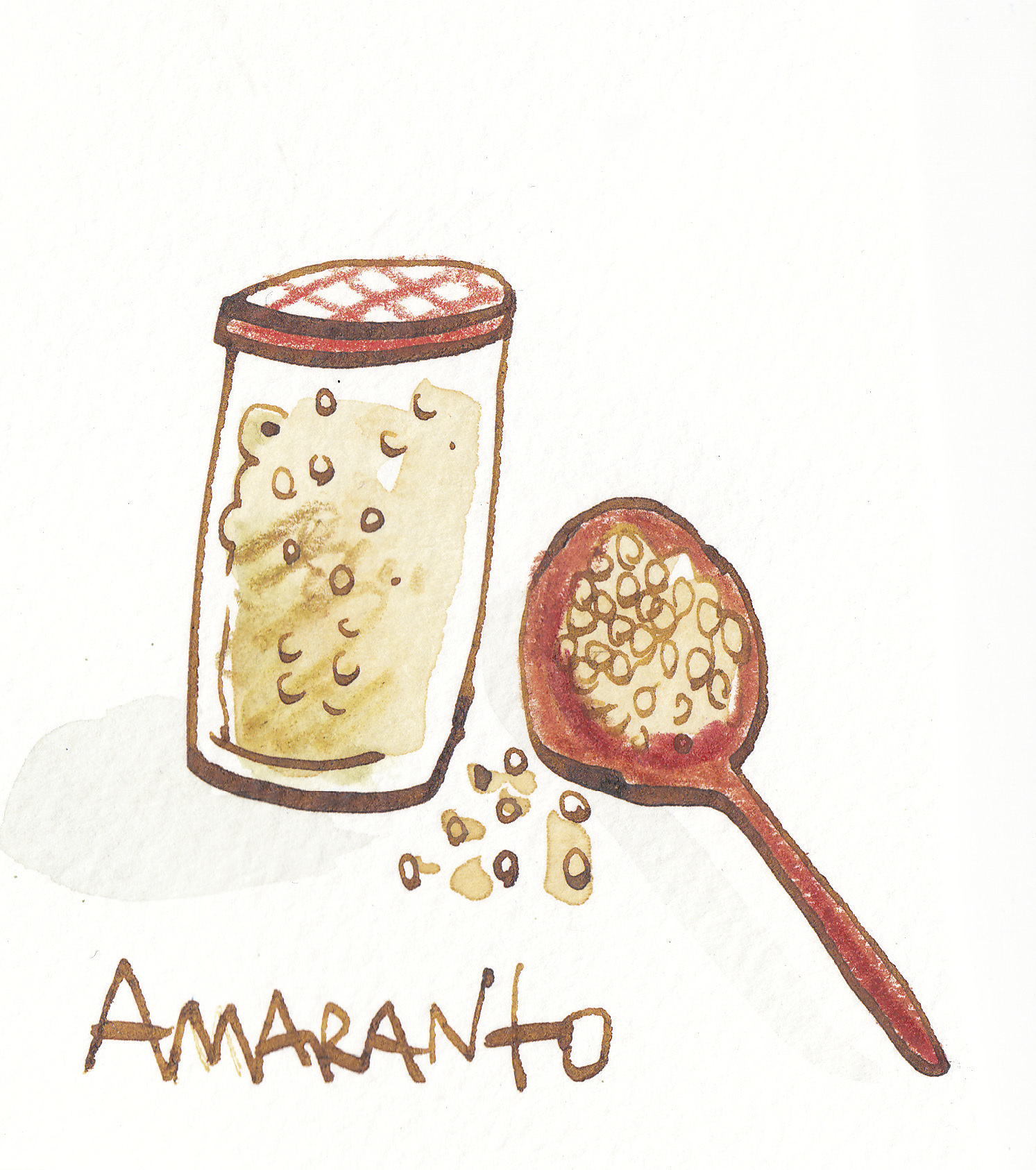 Amaranto.