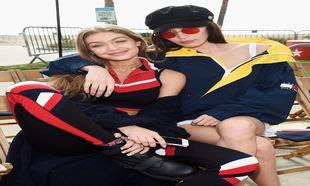 Gigi y Bella Hadid fueron las protagonistas del evento.