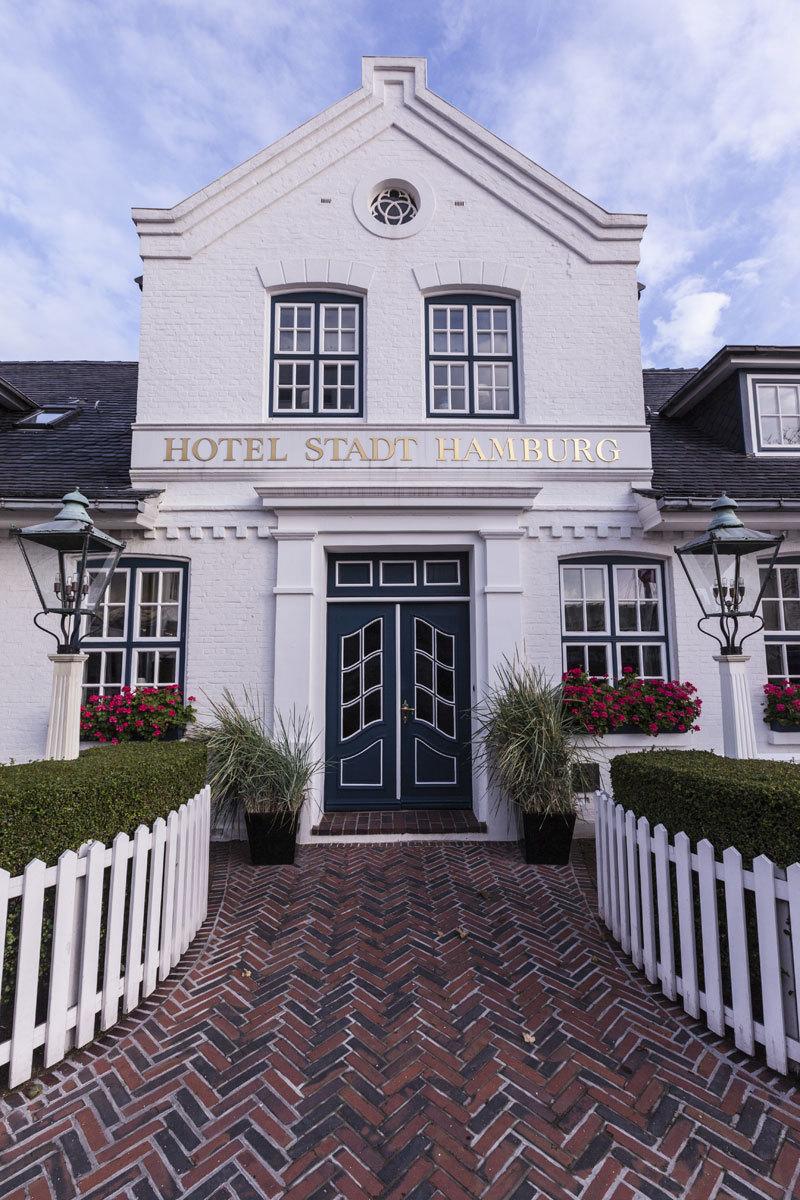 Hotel Statd Hamburg.