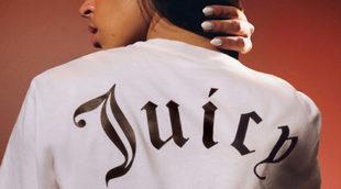 Una de las imágenes de campaña de Juicy Couture para Urban...