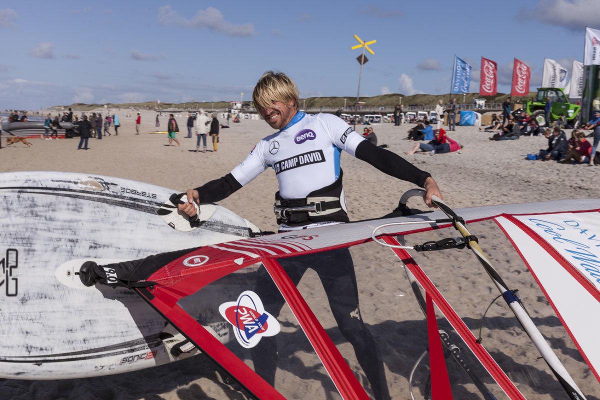 El windsurf es casi una religión en Sylt.