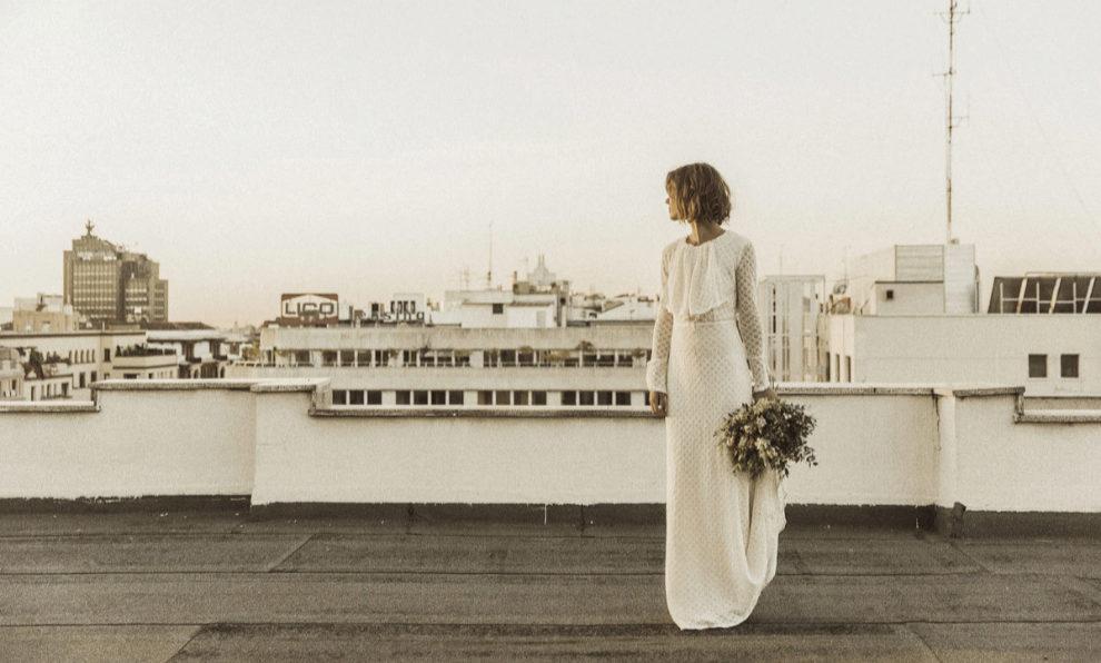 La primera colección de novias de Intropia.