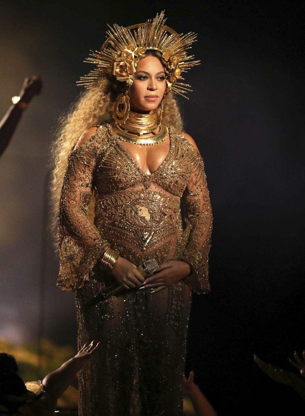 La actuación de Beyoncé fue un canto entorno al poder creador de la...