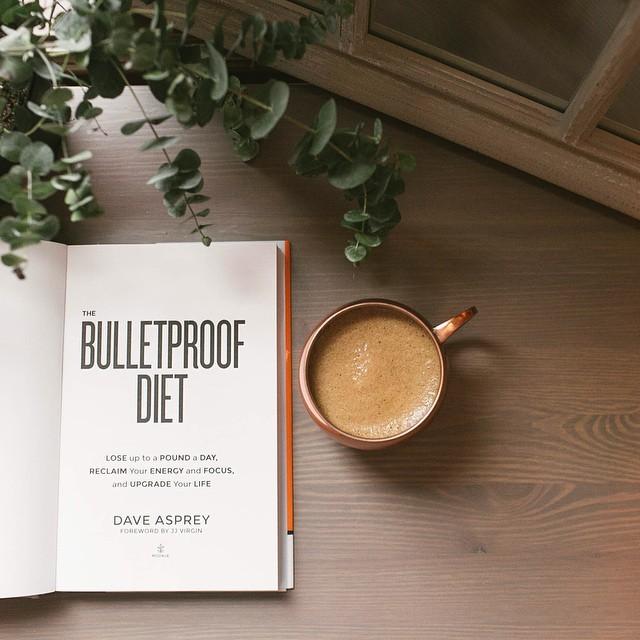Bulletproof Coffee, el café que adelgaza y acelera el metabolismo