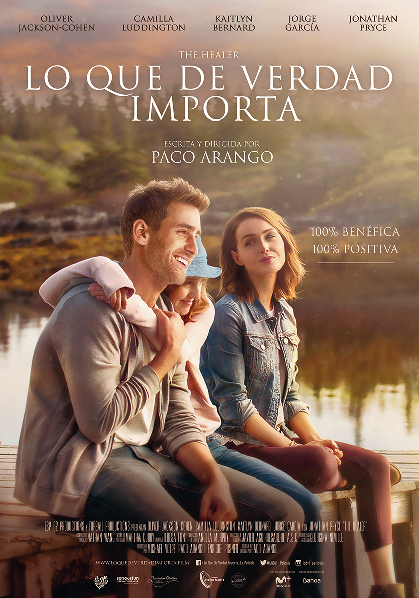 Cartel de Lo que de verdad importa, la última película de Paco...