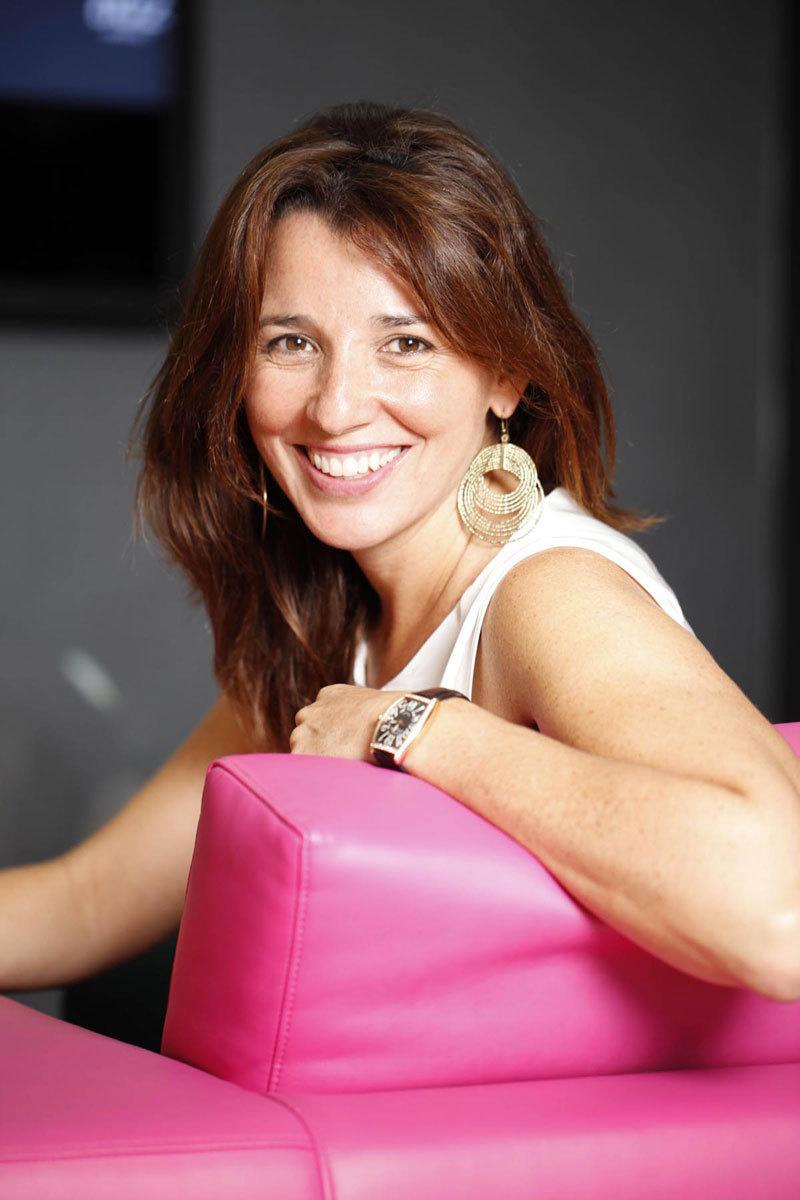 Ana Escobar, directora de la agencia 'Acción y Comunicación'.