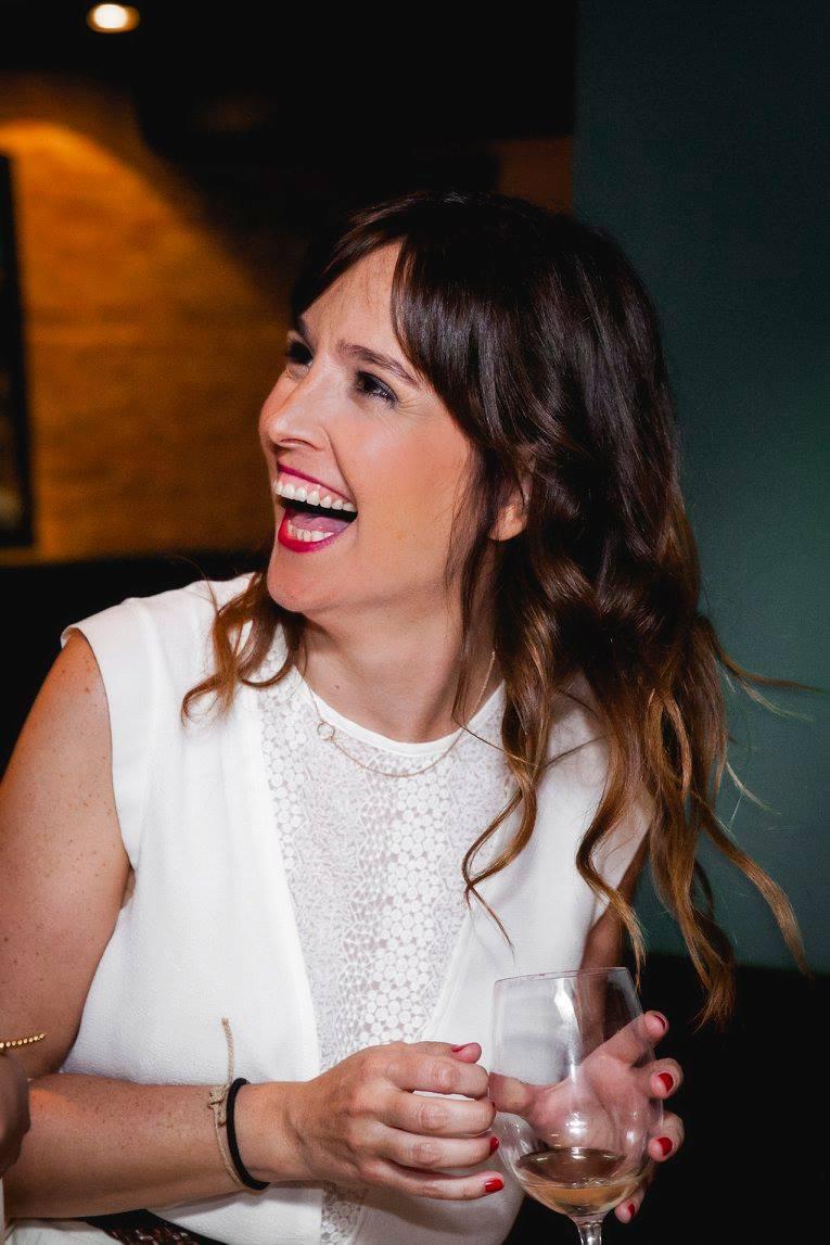 Estefania Ruilope, promotora de la plataforma 'Mujeres que comen'.